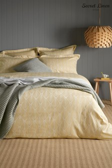 Secret Linen Company Mable Duvet Cover