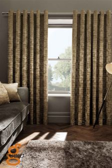 Studio G Naples Eyelet Curtains