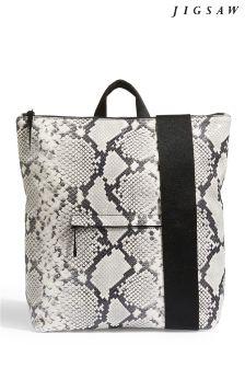 Jigsaw Animal Stevie Zip Top Backpack