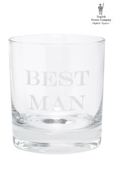 English Pewter Company Best Man Tumbler