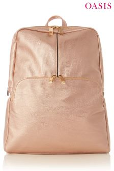 Oasis Betty Gold Backpack