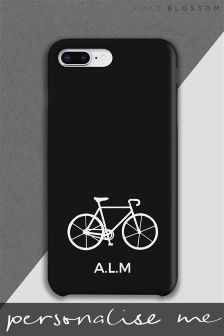 Personalised Bike Tough Phone Cover by Koko Blossom