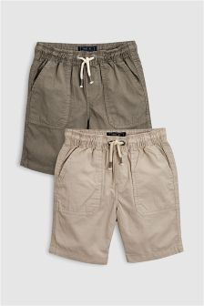 Shorts Two Pack (3-16yrs)