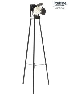 Parlane Studio Black Floor Lamp