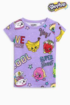 Shopkins Short Sleeve T-Shirt (3-16yrs)