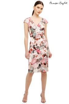 Phase Eight Multi Lucilla Tulip Print Dress