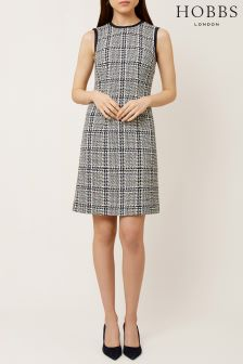 Hobbs Blue Karina Dress
