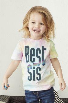 Tie Dye T-Shirt (3mths-6yrs)