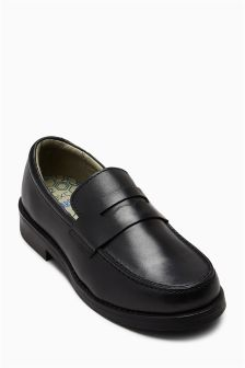 Leather Penny Loafers (Older Boys)