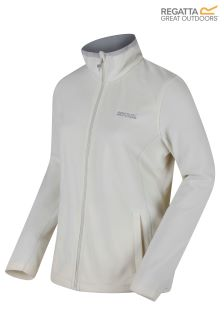 Regatta Cream Clemance II Polar Bear Fleece