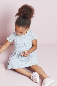 Bunny Dress Set (3mths-6yrs)