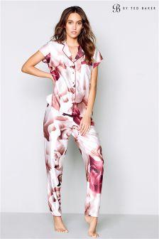 B By Ted Baker Pink Floral Pyjama Pant