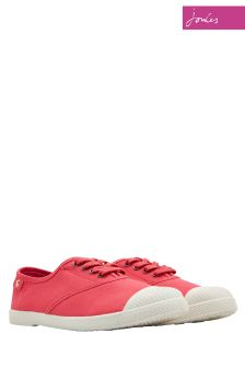 Joules Coral Sunley Trainer