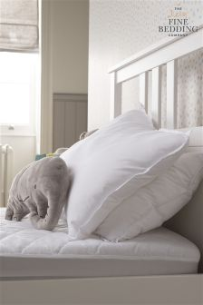 Fine Bedding Company Junior Waterproof Mattress Protector