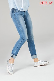 Replay® Mid Wash Jacksy Jean
