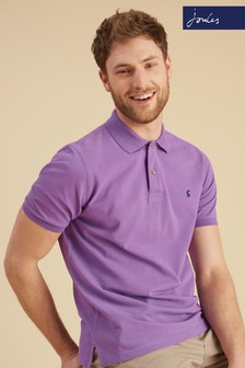 Joules Purple Woody Classic Polo