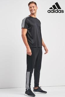 adidas Black Regi Track Pant