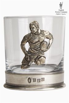 English Pewter Company 11oz Rugby Tumbler