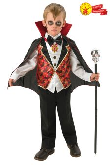 Rubies Halloween Dracula Fancy Dress Costume