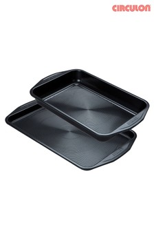Set of 2 Circulon Bakeware Set