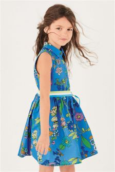 Printed Dress (3-16yrs)