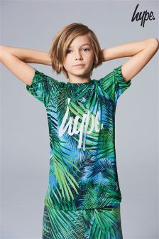 Hype. Galaxy Printed T-Shirt