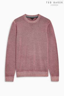 Ted Baker Pink Abelone Knitted Jumper