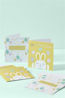 Set of 6 Easter Cards