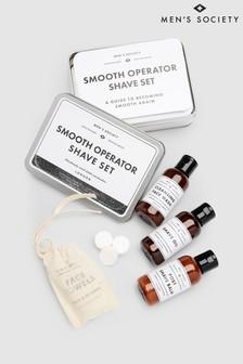 Mens Society Smooth Operator Shave Kit