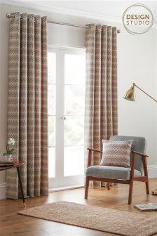 Design Studio Rio Eyelet Curtains