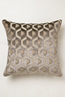 Deco Geometric Cushion