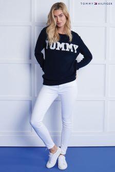 Tommy Hilfiger White Como Skinny Jean