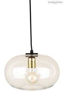 Culinary Concepts Arundel Glass Pendant