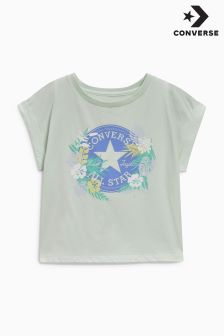 Converse Mint Hawaiian Tee