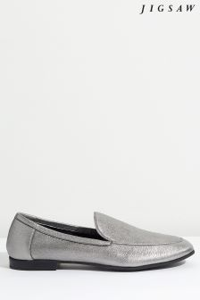Jigsaw Metallic Keller Soft Loafer