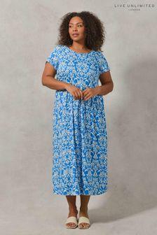 Jigsaw Black Block Circle Pleated Skirt