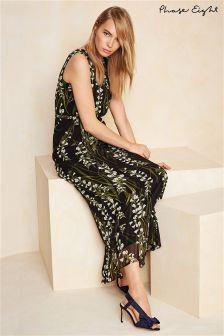 Phase Eight Black Valencia Maxi Dress