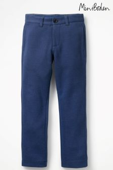 Boden Blue Jersey Chino