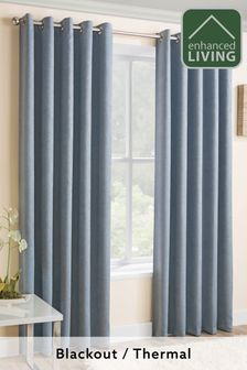 Enhanced Living Vogue Thermal Curtains