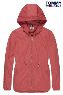 Tommy Jeans Red Essential Jacket