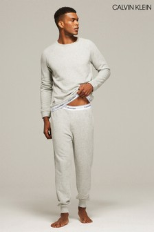 Calvin Klein Grey Modern Cotton Sweat Pant