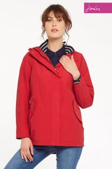Joules Red 3 In 1 Coat