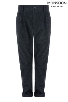 Monsoon Grey Ruben Trouser