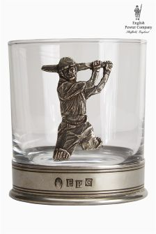 English Pewter Company 11oz Cricket Tumbler