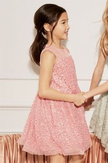 Party Sequin Dress (3-16yrs)