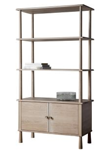 Hudson Living Wycombe Open Shelving Unit