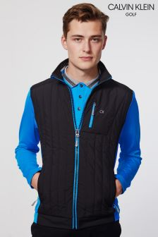 Calvin Klein Golf Black Cyclone Padded Jacket