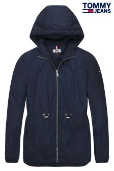 Tommy Jeans Blue Essential Jacket
