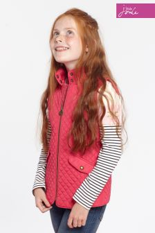 Joules Pink Gilet