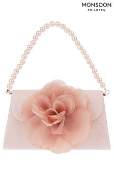 Monsoon Pink Louisa Rose Mini Bag